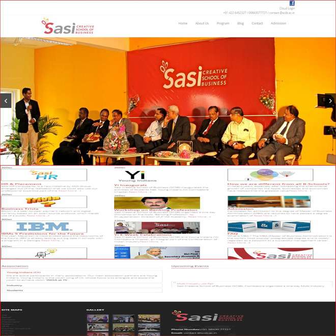 Sasi Advertising Private Limited